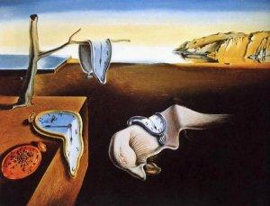 La persistencia de la memoria (Salvador Dalí)